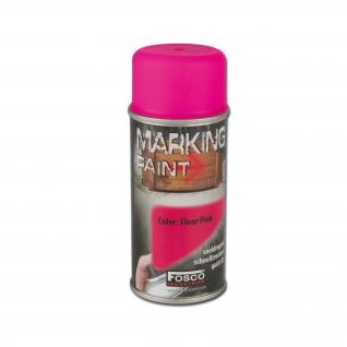 Fosco Краска Army аэрозольная флуоресцирующая, цвет розовый