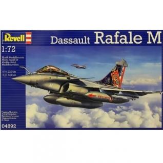 """Сборная модель истребителя """"Дассо Рафаль"""", 1:72 Revell"""