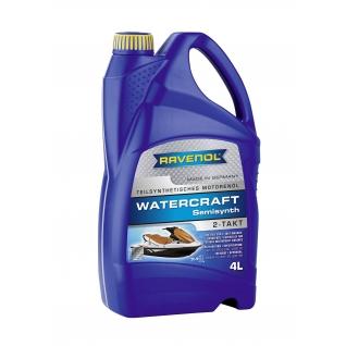 Моторное масло Ravenol Watercraft Teilsynth 2-Takt 4л