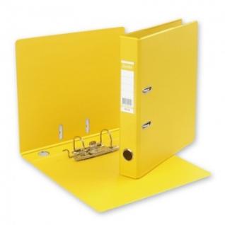 Папка-регистратор BANTEX Strong Line 1451-06, 50мм, желтый