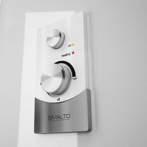 Электрический накопительный водонагреватель 100 литров Zanussi ZWH/S 100 Smalto 6762296 1