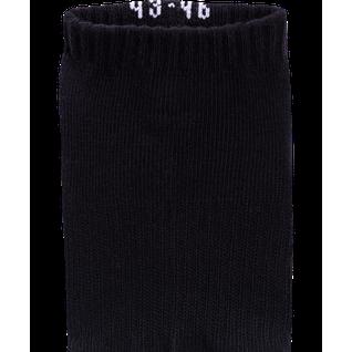 Носки низкие Starfit C амортизацией Sw-207, черный, 2 пары размер 39-42