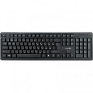 Клавиатура Smartbuy ONE 112 USB черная (SBK-112U-K)
