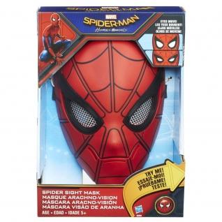 """Интерактивная маска """"Человек-паук: Возвращение домой"""" Hasbro"""