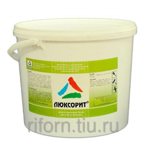 Люксорит — акриловая краска для стен и потолков 9039