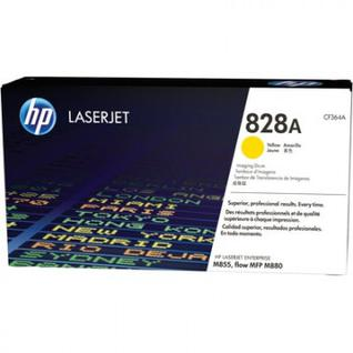 Драм-картридж HP CF364A жел. для HP CLJ M855/M880 (фотобарабан)