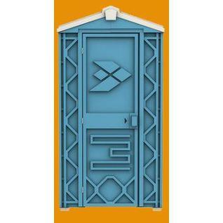 Мобильная туалетная кабина ЛЮКС ECOSTYLE ЭкоГрупп Россия