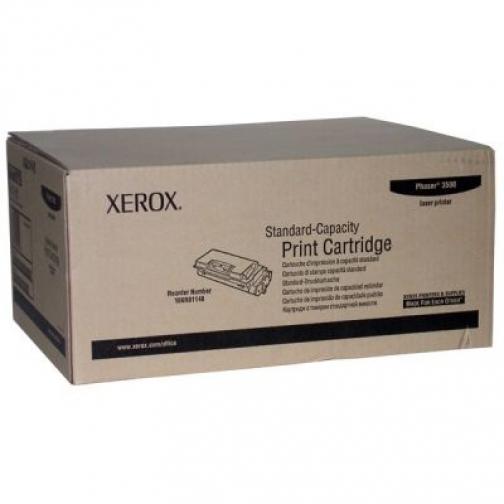 Картридж 106R01148 для Xerox Phaser 3500N, 3500DN, 3500B (черный, 6000 стр.) 1202-01 852152