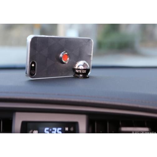 Универсальный автомобильный держатель Nite Ize STEELIE Car Mount Kit Nite Ize 36991131 1