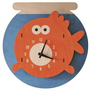Часы настенные Рыбка