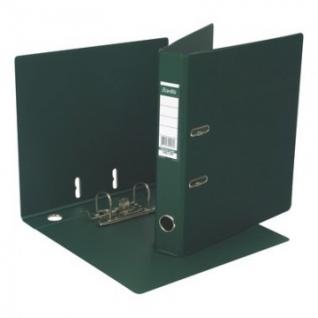 Папка-регистратор BANTEX Strong Line 1451-04, 50мм, т.-зеленый