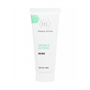 Holy Land Double action mask - Противовоспалительная сокращающая маска