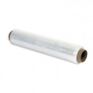 Пленка пищевая п/э 30см х 90м 7мкм прозрачная