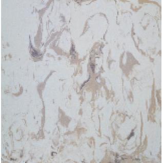 Гибкий камень Ванильный мрамор 1