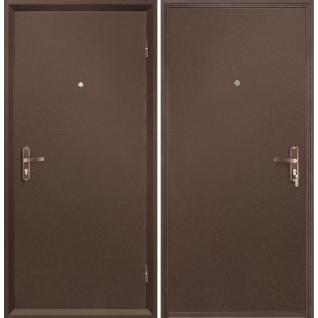 Дверь металлическая Valberg Б2 ПРОФИ 2050/850/70 R/L