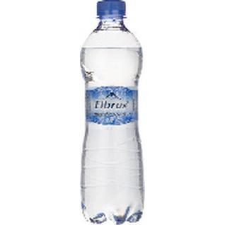 Вода минеральная Эльбрус столовая газ.ПЭТ,0,5л 12шт/уп