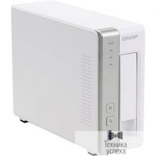 Qnap QNAP TS-131 Сетевой RAID-накопитель, 1 отсек для HDD