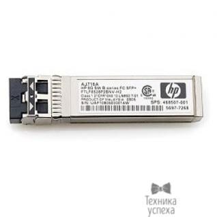 Hp HP AJ716B Трансивер HPE 8Gb B-Series Short Wave SFP+ 1 Pack AJ716B