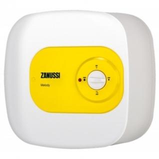 Электрический накопительный водонагреватель 15 литров Zanussi ZWH/S 15 Melody O (подключение воды снизу)
