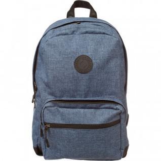 Рюкзак №1School City голубой