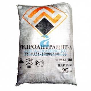 Гидроантрацит-А 1-3 мм