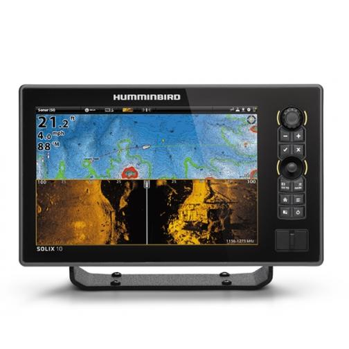 Эхолот Humminbird SOLIX 10 CHIRP MEGA SI GPS 36973824 4