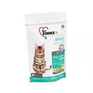 1st choice Корм 1st Choice для кошек с лишним весом, 2,72кг.
