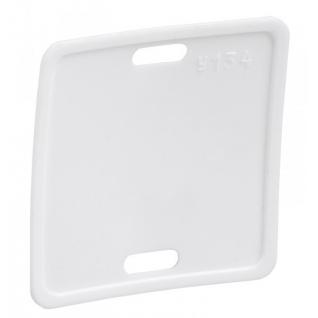 Бирка маркировочная IEK У-134 квадрат 55х55