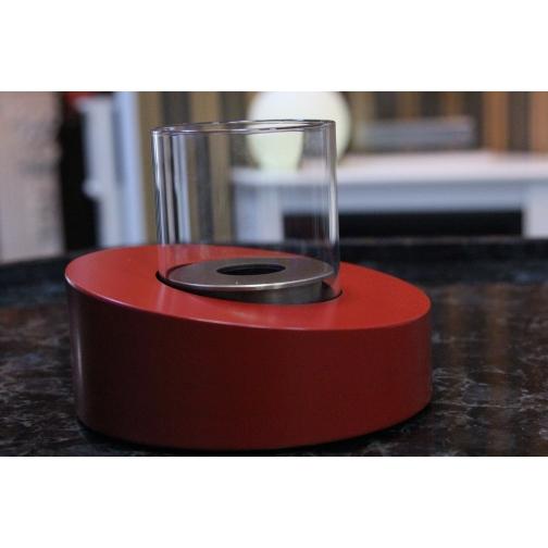 Биокамин Glass Ovale Rosso 853125 3