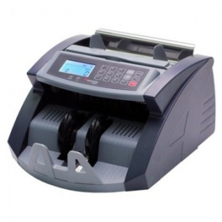 Счетчик банкнот Cassida 5550 UV, до 1300 банк/мин, УФ, оптич.