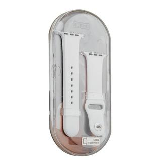 Ремешок спортивный COTEetCI W3 Sport Band (CS2085-WH) для Apple Watch 40мм/ 38мм Белый