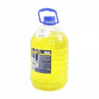 Средство для мытья посуды ЗОЛУШКА Лимон 5л ПЭТ Бутылка