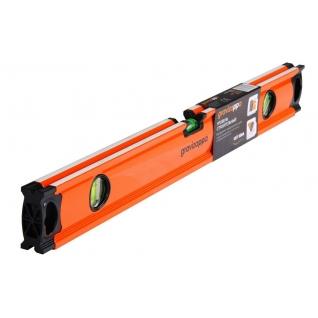 Уровень GRAVIZAPPA UST600A 600мм, 3 глазка, точность 0.5мм/м