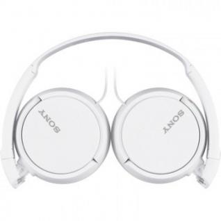 Наушники Sony MDR-ZX110AP MDRZX110APW.CE7 White