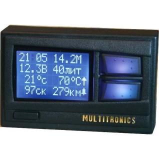 Бортовой компьютер Multitronics Comfort X10 Multitronics