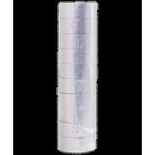 Скотч-лента для художественной гимнастики Amely Ags-301 20 мм*15 м, серебряный