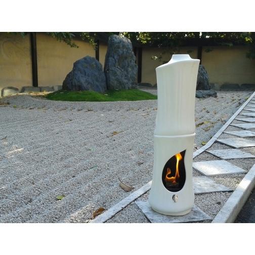 Керамический биокамин Bamboo RG di Romagnioli e Giardini 853115 5