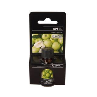 Масло ароматическое в стеклянной бутылочке GALA KERZEN 10мл аромат яблок зеленый