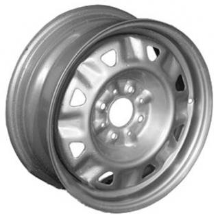 Колесные диски ГАЗ 2110 5.5x14 4x98 ЕТ35 60.5 Металлик