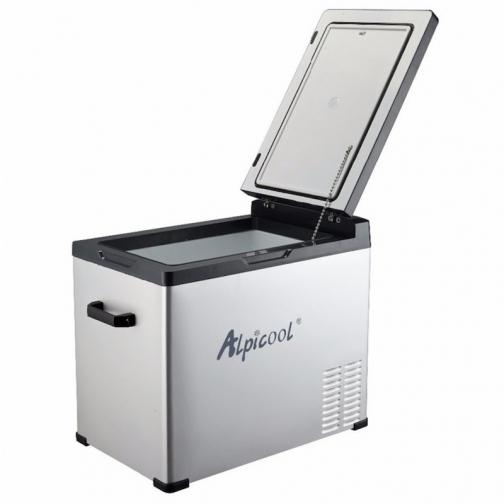 Kомпрессорный автохолодильник ALPICOOL C50 черный (50л, 12/24/220В) 36995008 3