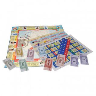 Настольная игра  Миллионер-классик арт.00109