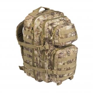 Made in Germany Рюкзак Assault LG, цвет желто-коричневый