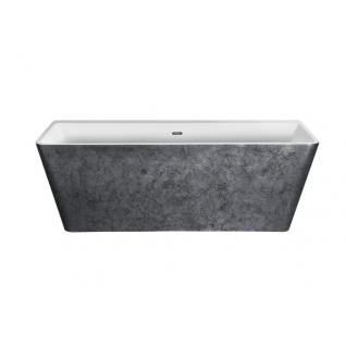 Отдельно стоящая ванна LAGARD Vela Treasure Silver