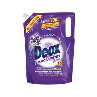 Кондиционер для белья (сменный блок) Deox 1500 мл лаванда 30 стирок