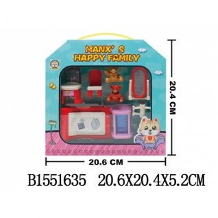 Мебель Для Кукол Hy-034ae