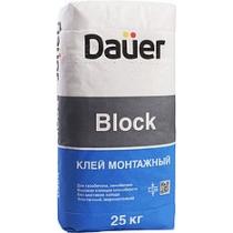 Клей для газосиликатных блоков Dauer Block