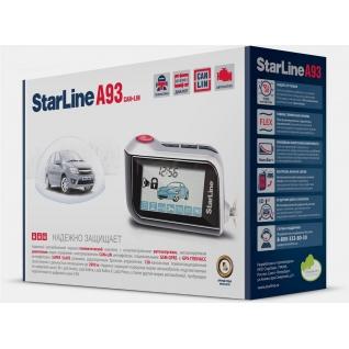 Автосигнализация StarLine A93 CAN+LIN StarLine