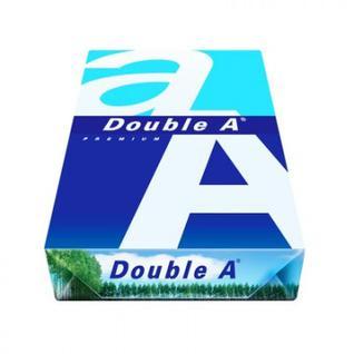 Бумага для ОфТех Double A 80 г/м2,165%CIE, формат А4, 500 листов/пачка