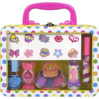 Набор детской косметики Pop Girl в чемоданчике Markwins