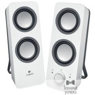 Logitech Logitech Z-200 980-000811 Speakers snow white Колонки
